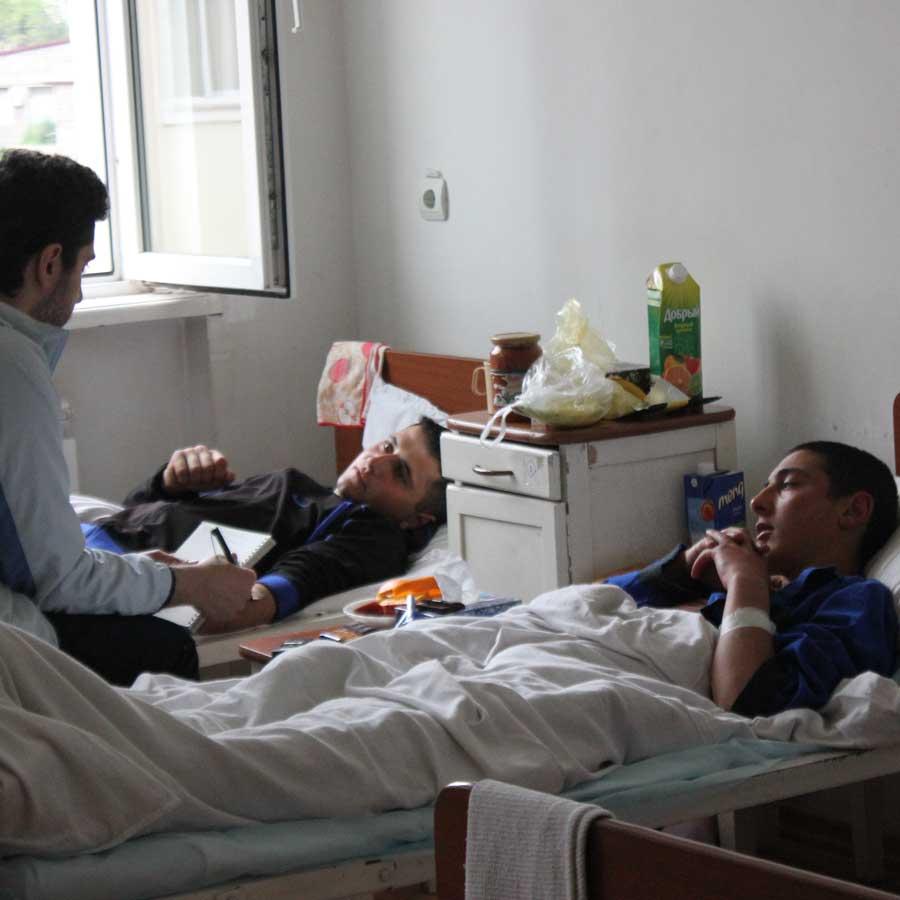 Hospital-Gevorg-Sasun